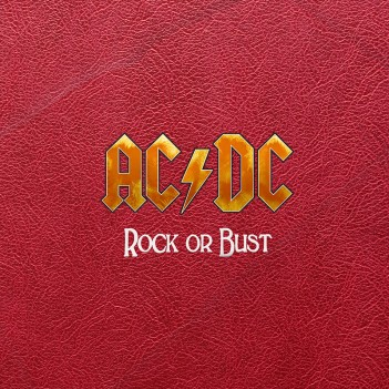 AC/DC ROCK OR BUST (SIGNED BY BRIAN JOHNSON THE LAST 100)