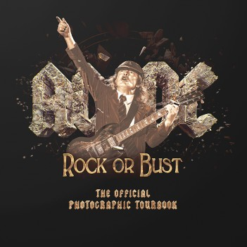 AC/DC ROCK OR BUST - STANDARD EDITION