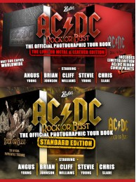AC/DC ROCK OR BUST (BOTH EDITIONS BUNDLE)
