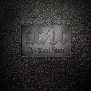 AC/DC ROCK OR BUST (THE LEATHER & METAL EDITION) LAST 10!