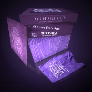 PURPLE AT 50 BOXSET - 2 LEFT