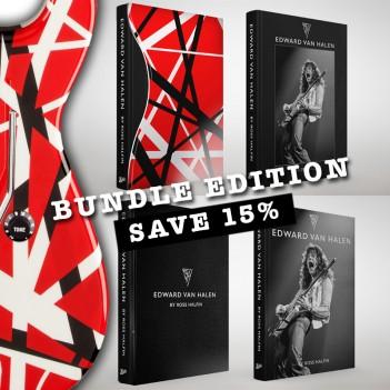EDWARD VAN HALEN by Ross Halfin BUNDLE EDITION