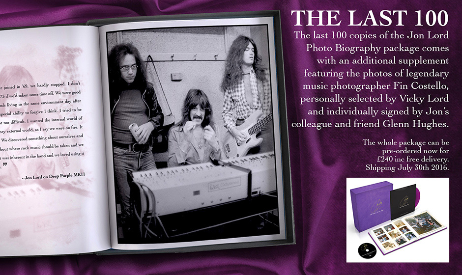 Jon Lord Supplement
