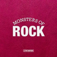 Monsters of Rock Leather and Metal Signed Edition