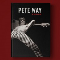 Pete Way by Ross Halfin (standard Edition cover 1)