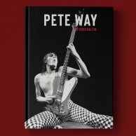 Pete Way by Ross Halfin (standard Edition cover 2)