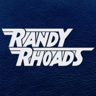 Randy Rhoads by Ross Halfin (Deluxe Leather Edition)