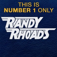 Randy Rhoads by Ross Halfin (Deluxe Leather Edition) No.1 ONLY