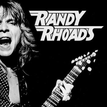 Randy Rhoads by Ross Halfin (Standard Edition)