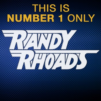 Randy Rhoads by Ross Halfin (Super Deluxe Edition) No.1 ONLY
