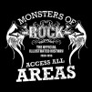 T-SHIRT MONSTERS ACCESS ALL AREAS (100 COPIES WORLDWIDE)
